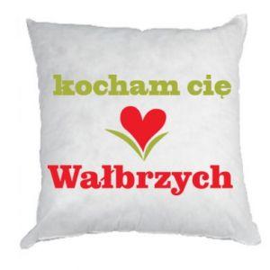 Poduszka Kocham cię Wałbrzych