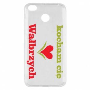 Xiaomi Redmi 4X Case I love you Walbrzych