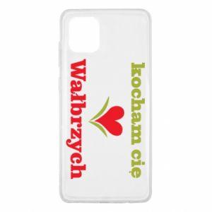Samsung Note 10 Lite Case I love you Walbrzych