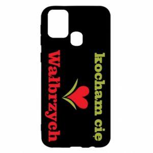 Samsung M31 Case I love you Walbrzych