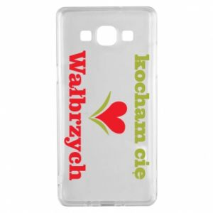 Samsung A5 2015 Case I love you Walbrzych