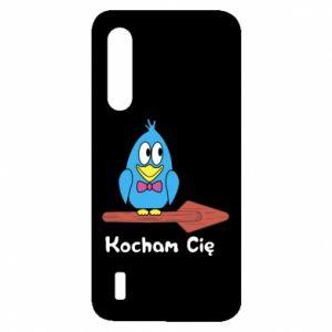 Etui na Xiaomi Mi9 Lite Kocham cię. Dla niego