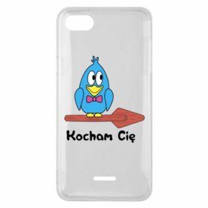 Etui na Xiaomi Redmi 6A Kocham cię. Dla niego