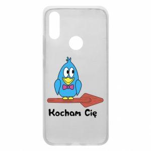 Etui na Xiaomi Redmi 7 Kocham cię. Dla niego