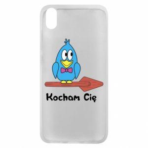 Etui na Xiaomi Redmi 7A Kocham cię. Dla niego