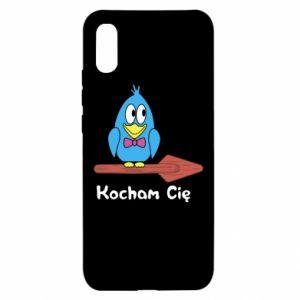 Xiaomi Redmi 9a Case I love you. For him