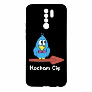 Xiaomi Redmi 9 Case I love you. For him