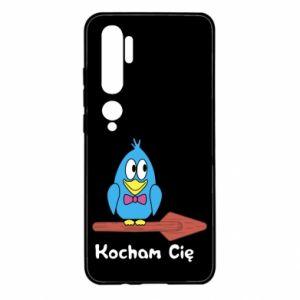 Etui na Xiaomi Mi Note 10 Kocham cię. Dla niego