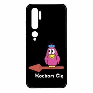 Etui na Xiaomi Mi Note 10 Kocham cię. Dla niej