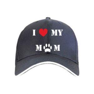 Czapka Kocham mamusię