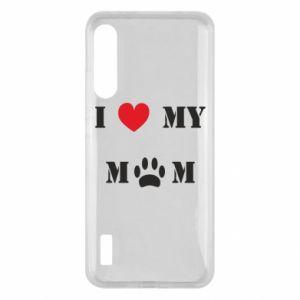 Xiaomi Mi A3 Case Kocham mamusię