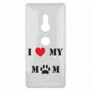 Sony Xperia XZ2 Case Kocham mamusię