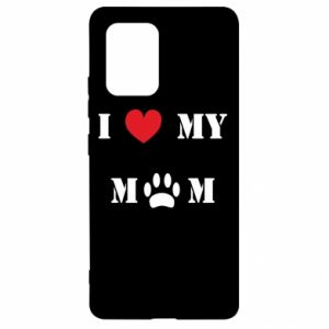 Samsung S10 Lite Case Kocham mamusię