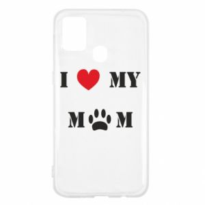 Samsung M31 Case Kocham mamusię