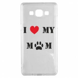Samsung A5 2015 Case Kocham mamusię