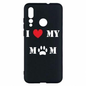 Huawei Nova 4 Case Kocham mamusię