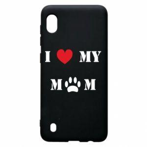 Samsung A10 Case Kocham mamusię
