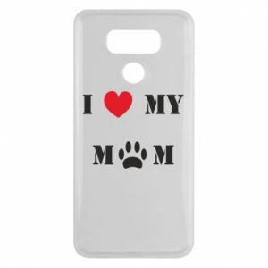 LG G6 Case Kocham mamusię