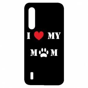 Xiaomi Mi9 Lite Case Kocham mamusię