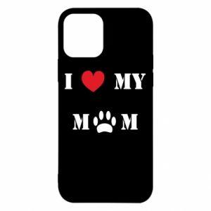 iPhone 12/12 Pro Case Kocham mamusię