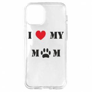 iPhone 12 Mini Case Kocham mamusię