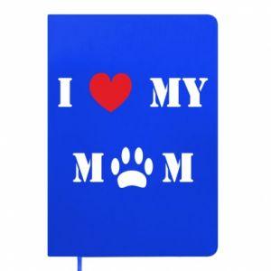 Notepad Kocham mamusię