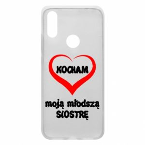 Xiaomi Redmi 7 Case I love my younger sister