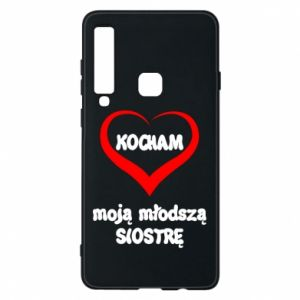 Samsung A9 2018 Case I love my younger sister