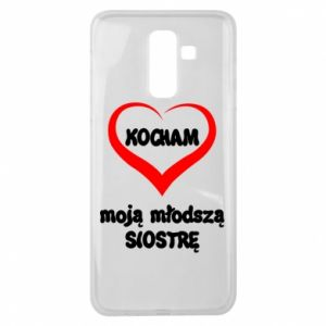 Samsung J8 2018 Case I love my younger sister