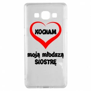 Samsung A5 2015 Case I love my younger sister