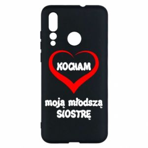 Huawei Nova 4 Case I love my younger sister