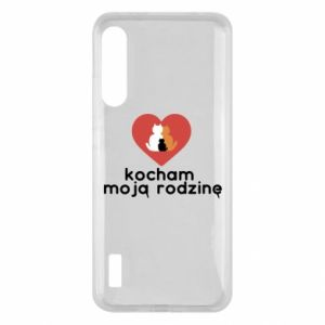 Xiaomi Mi A3 Case I love my family