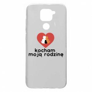 Xiaomi Redmi Note 9/Redmi 10X case I love my family