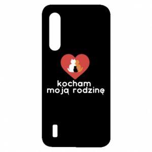 Xiaomi Mi9 Lite Case I love my family