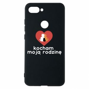 Phone case for Xiaomi Mi8 Lite I love my family