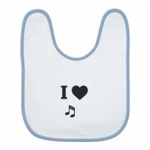Śliniak I love music