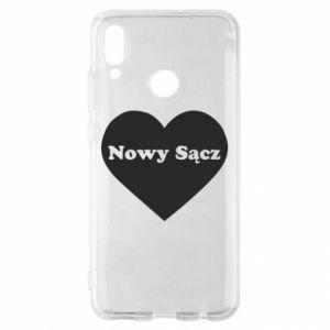 Huawei P Smart 2019 Case I love Nowy Sacz