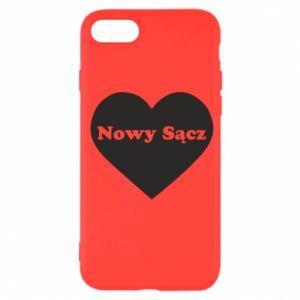 iPhone SE 2020 Case I love Nowy Sacz