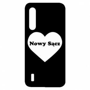 Xiaomi Mi9 Lite Case I love Nowy Sacz