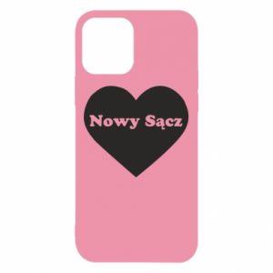 iPhone 12/12 Pro Case I love Nowy Sacz