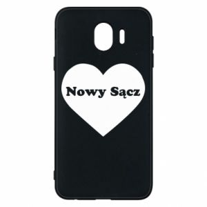 Phone case for Samsung J4 I love Nowy Sacz