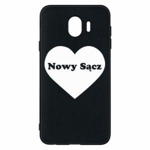 Etui na Samsung J4 Kocham Nowy Sącz - PrintSalon