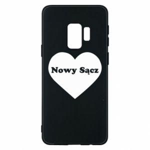 Etui na Samsung S9 Kocham Nowy Sącz - PrintSalon