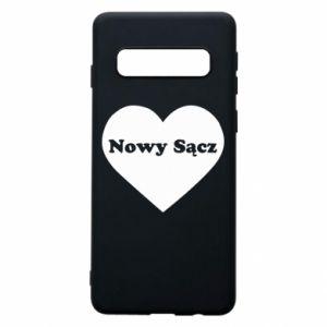 Etui na Samsung S10 Kocham Nowy Sącz - PrintSalon