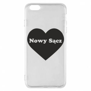 Phone case for iPhone 6 Plus/6S Plus I love Nowy Sacz