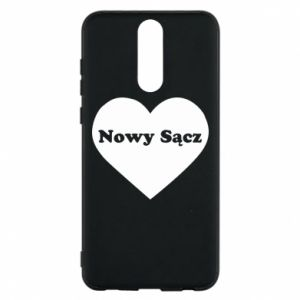 Phone case for Huawei Mate 10 Lite I love Nowy Sacz