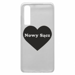 Phone case for Huawei P30 I love Nowy Sacz