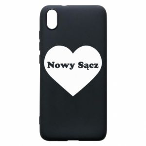 Phone case for Xiaomi Redmi 7A I love Nowy Sacz