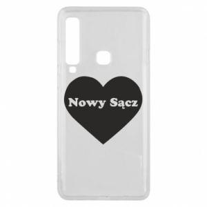 Etui na Samsung A9 2018 Kocham Nowy Sącz - PrintSalon