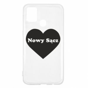 Samsung M31 Case I love Nowy Sacz